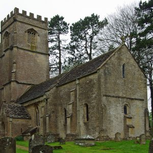 Church of St John the Evangelist, Elkstone, Gloucestershire