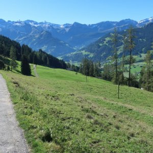 Hike from Lenk to Fermeltal